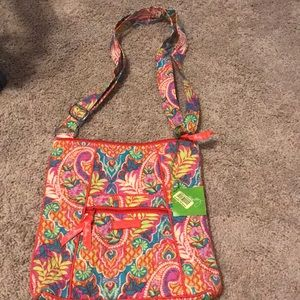 New hipster cross body in paisley in paradise